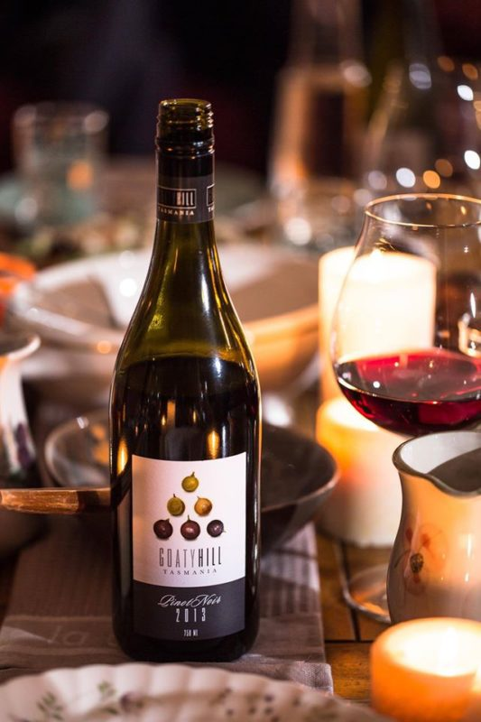 Goaty Hill Wines Heads Up Food Guide Launceston