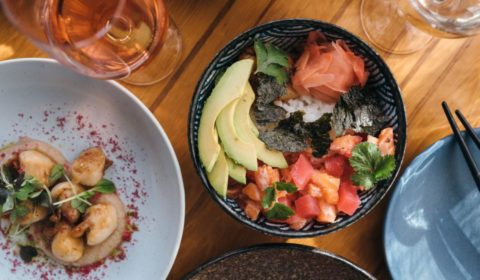 Hallams Seafood Restaurant Launceston