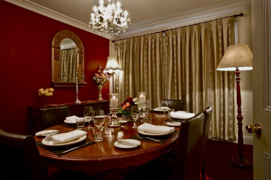 Brisbane street bistro dining heads up launceston food for Best private dining rooms brisbane
