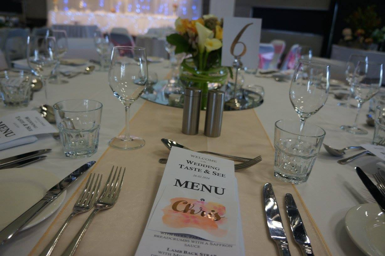 Tailrace Caf Function Centre Heads Up Food Guide