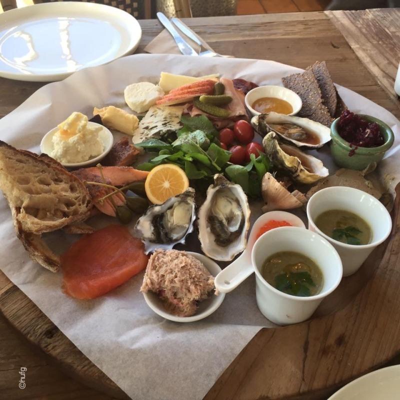 Sassafras Food Menu