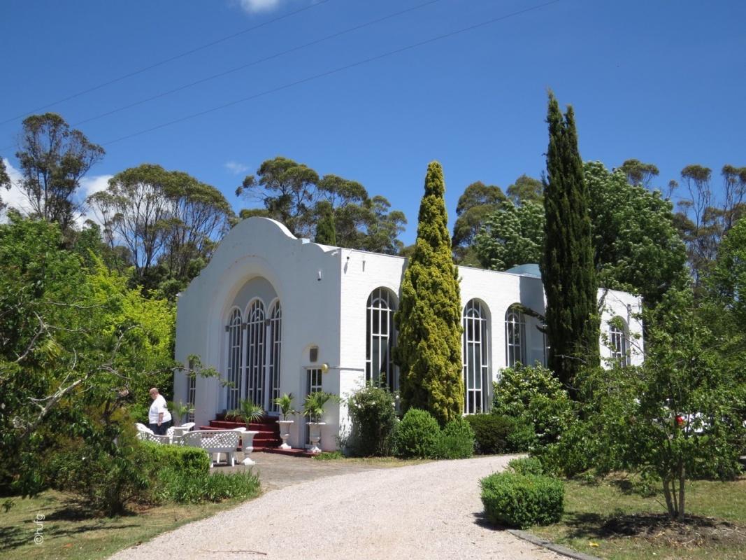 Tasmanian Food And Wine Conservatory Menu