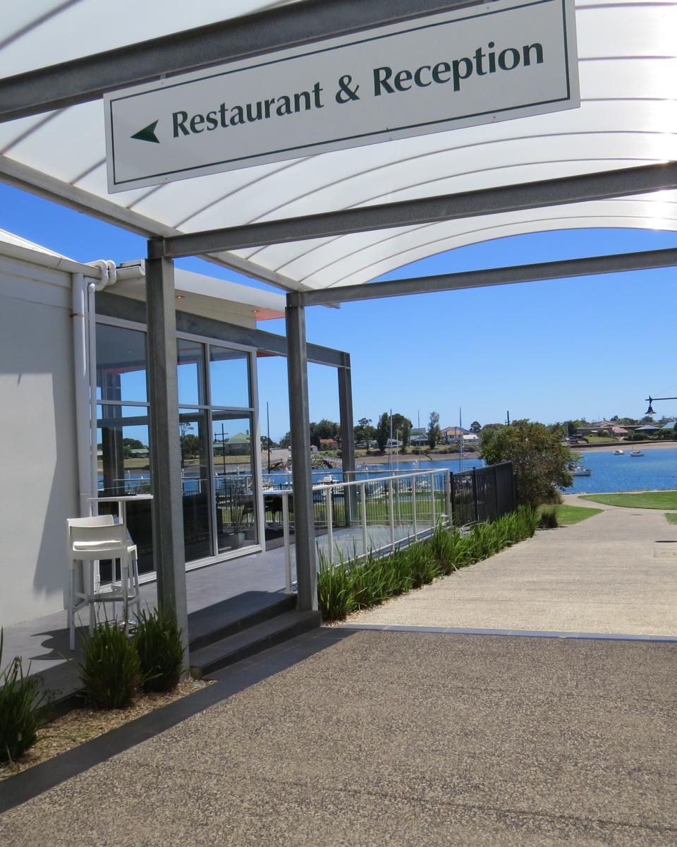 Cove Restaurant Bar George Town Tas