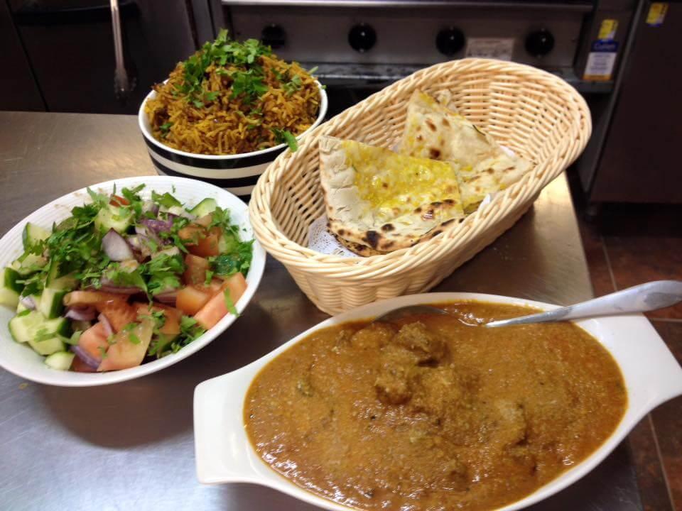 Aj Indian Restaurant Launceston