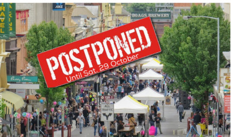FIESTA ON GEORGE POSTPONED