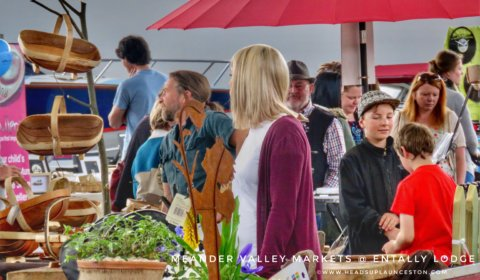 Meander Valley Markets @ Entally Lodge