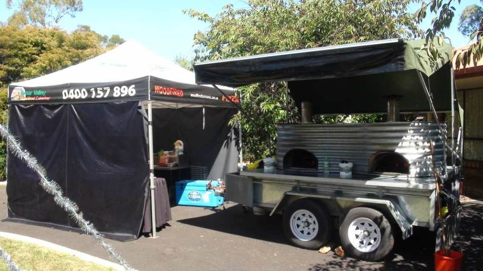 Kia Ora Mobile Catering Van