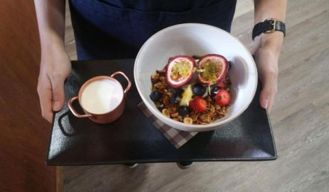 Yacht Club Fifty Five House Made Granola