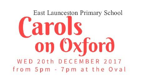 Carols on Oxford - East Launceston Primary School