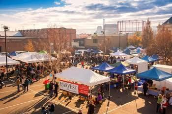 Harvest Market - Christmas 2017