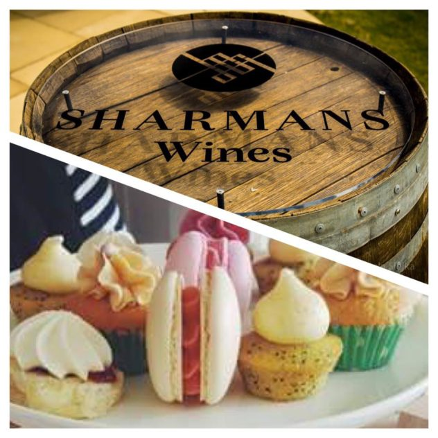 High Tea @ Sharmans Wines - hosted by Delicious Little Things