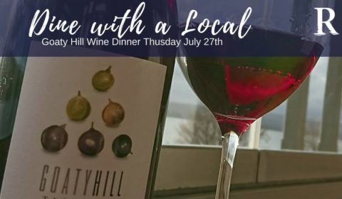Dine With a Local - Rosevears Hotel & Goaty Hill Wines