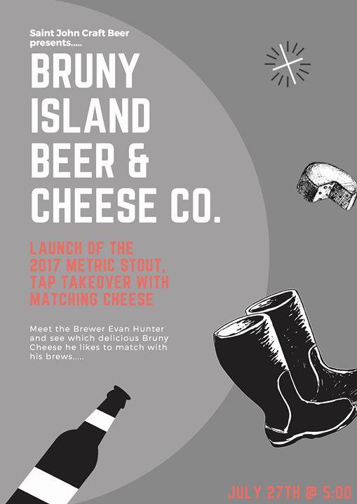 Bruny Island Beer & Cheese Co. Launch - Saint Johns Craft Beer - Launceston