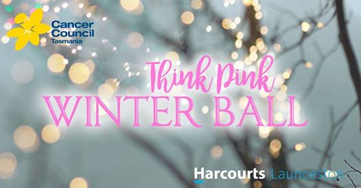 Think Pink Ball - Launceston, Tasmania 2017