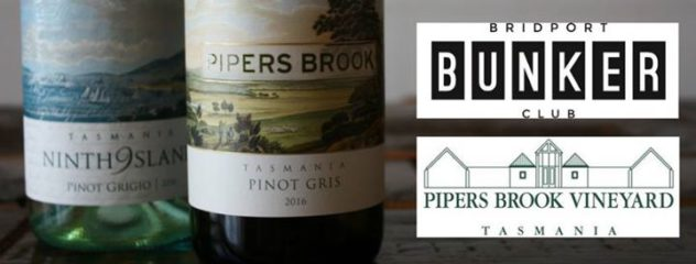 Pipers Brook Winemaker's Dinner @ the Bridport Bunker Club