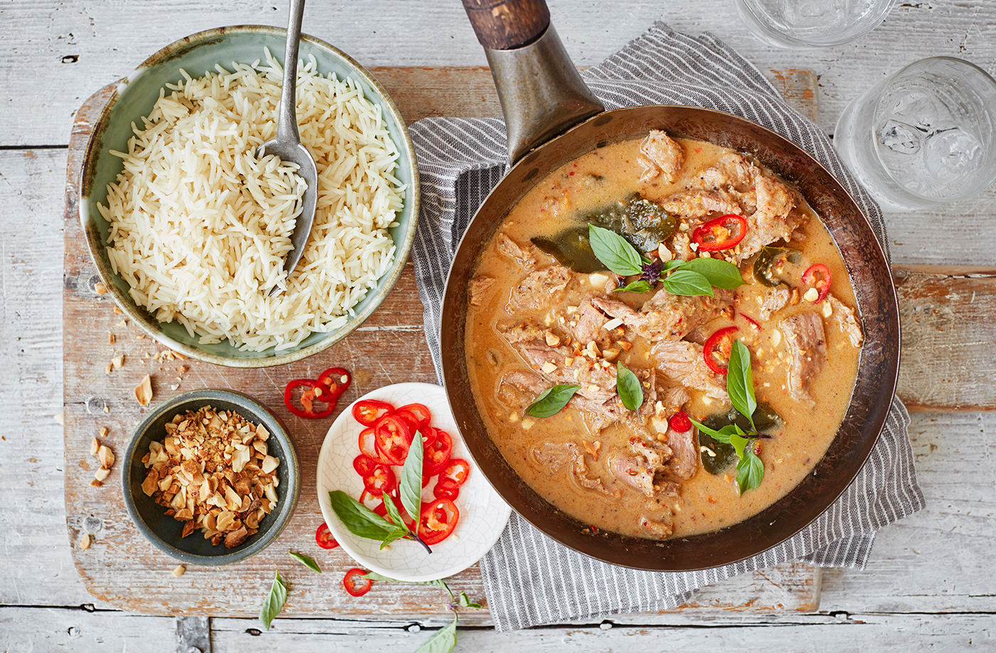 Thai Cooking Class - Red Feather Inn, Hadspen
