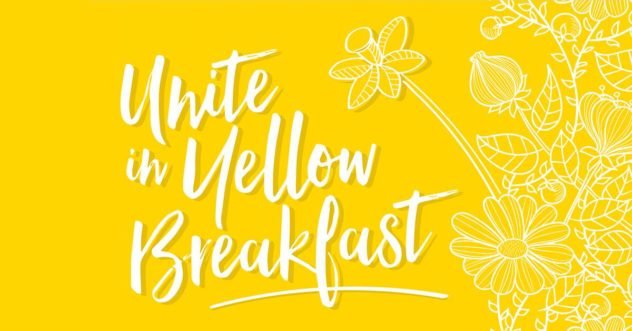 Unite in Yellow - Breakfast