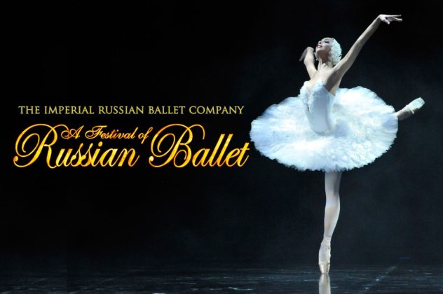 Festival of Russian Ballet - Princess Theatre, Launceston
