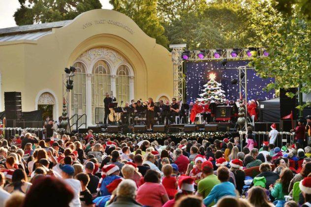 Carols By Candlelight - Launceston City Park