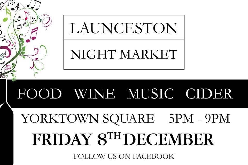 Launceston Night Market - Yorktown Square