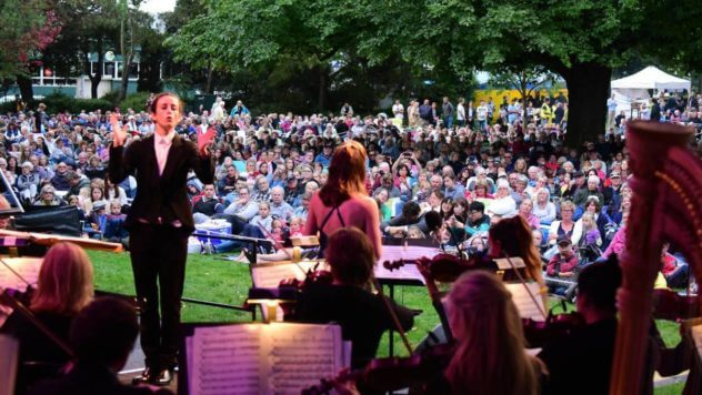 Music in the Park Series - Launceston City Park - 07 January 2018