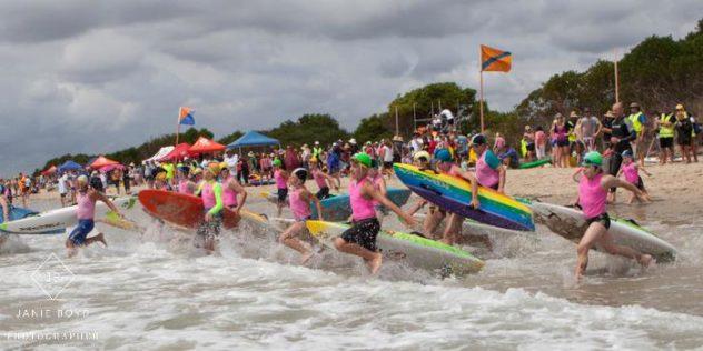 Tasmanian Surf Lifesaving Championships - Bridport, Tasmania