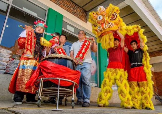 Tsing Wah Asian Grocers - Chinese New Year 2018