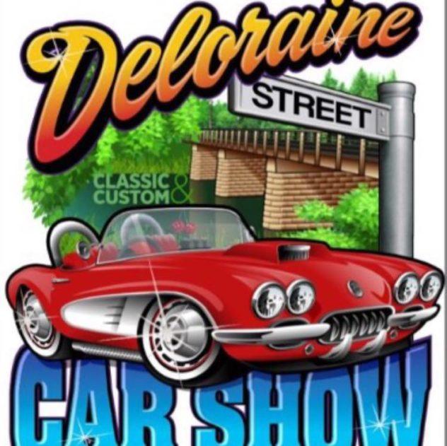Deloraine Street Car Show - Deloraine, Tas.
