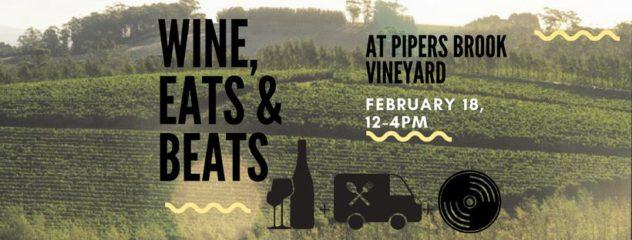 Eats, Wine & Beats - Pipers Brook Vineyard