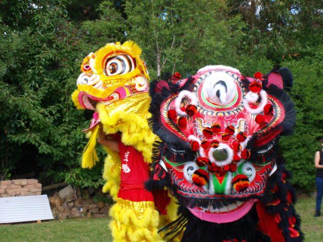 Chinese New Year - QVMAG - Launceston, TAsmania